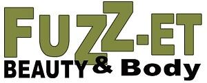 Logo Fuzz-Et beautysalon schoonheidsspecialiste website