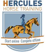 Logo Hercules Horse Training website online trainingen gilze brabant webdesign