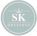 Logo Stephanie Kooijman SK Dressage dressuurstal website