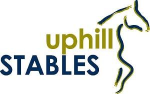 Logo Uphill Stables website paarden stal dressuur zelf maken brabant gilze