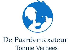 Logo tonnie verhees paarden taxateur taxatie website