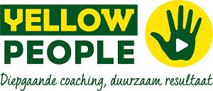 Logo yellow people coaching bedrijven persoonlijk website
