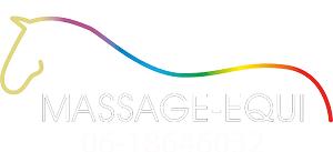 logo massage equi paarden massage website
