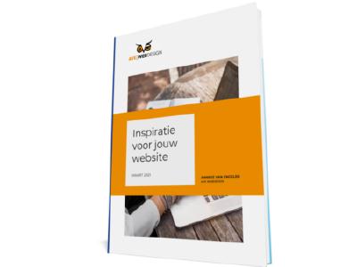 ebook inspiratie voor jouw website